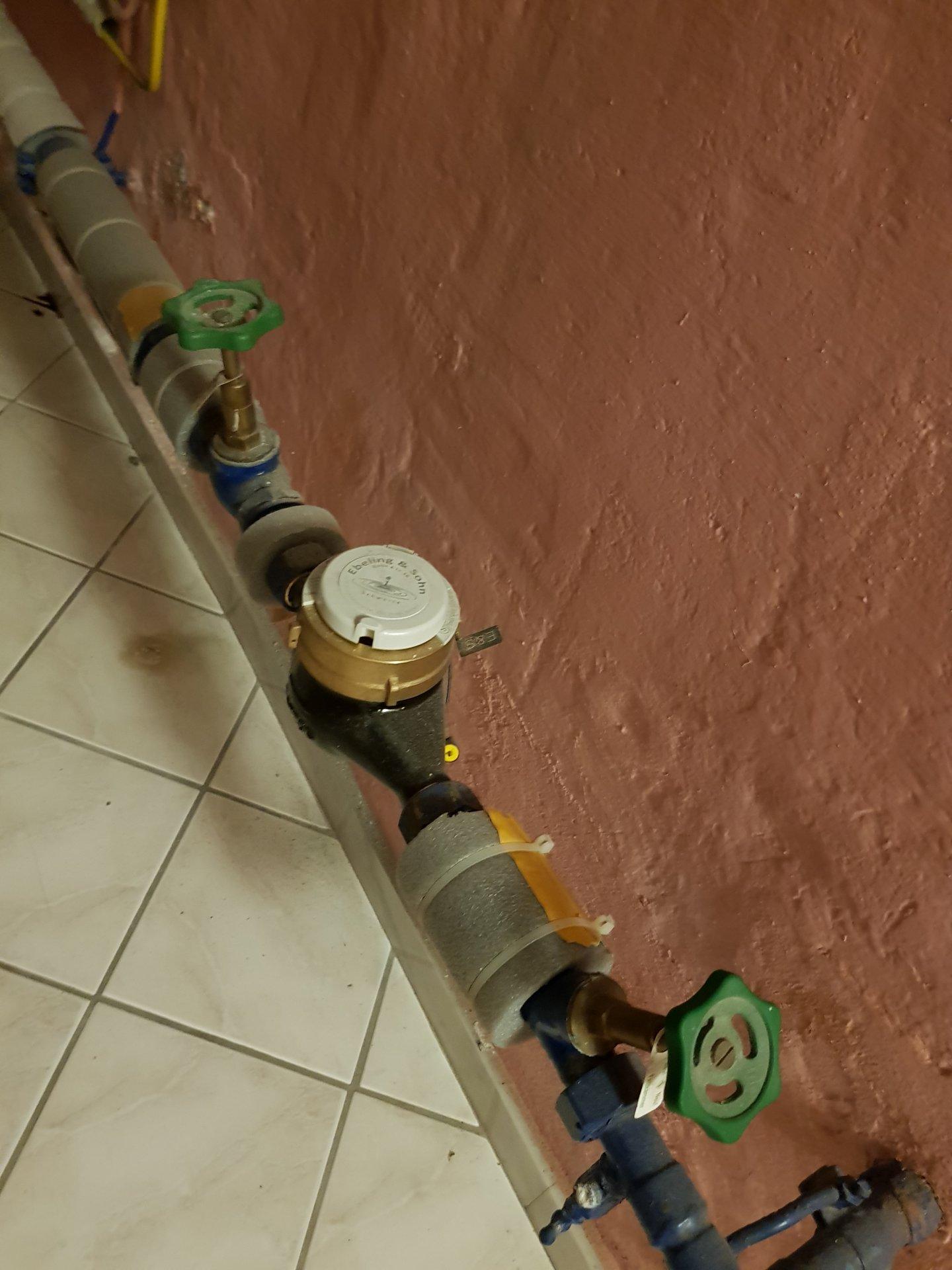 Wasserdruck Erhöhen