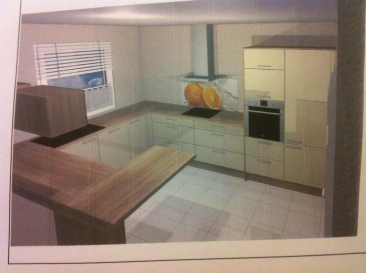 Abdeckkasten Für Dunstabzugsrohr In Der Küche - Fliesen in der küche verdecken