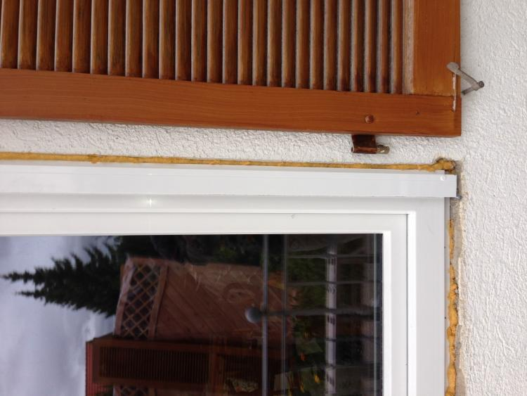 Bekannt XY Fenster verputzen NG12