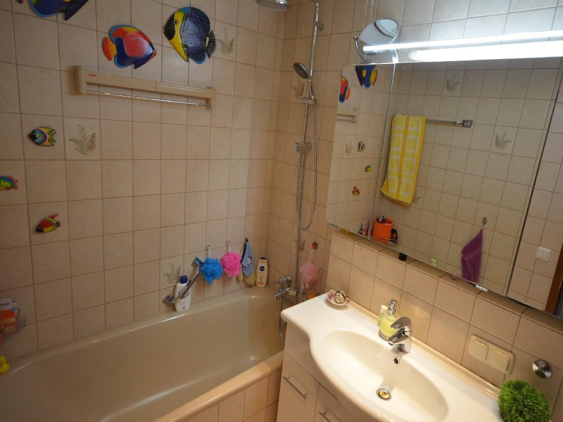 Wasserleitung Badarmaturen versetzen