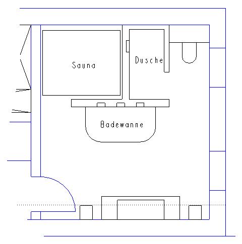 Schutzbereich Bad stromleitungen in wand bei dusche bzw badewanne