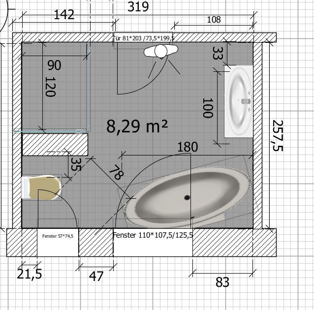 Badezimmer Grundriss Vorschlage Sind Sehr Willkommen