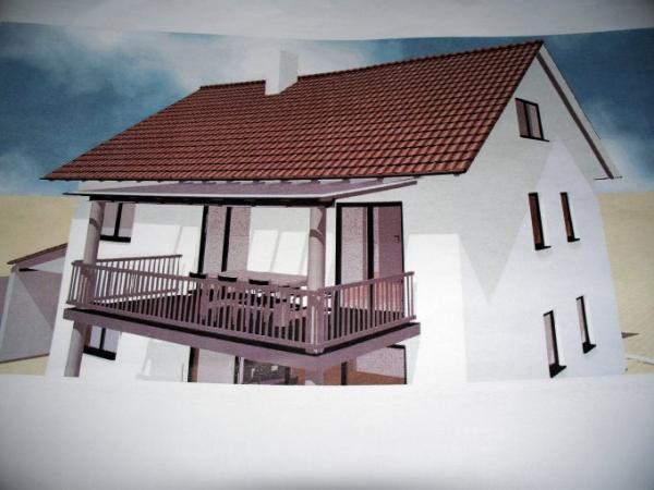 Balkonüberdachung Glas oder Ziegel?