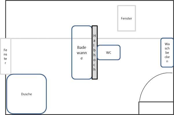 abstand wc wand frisch abstand spots hilfe bei der spotplanung fr s wohnzimmer kche www. Black Bedroom Furniture Sets. Home Design Ideas