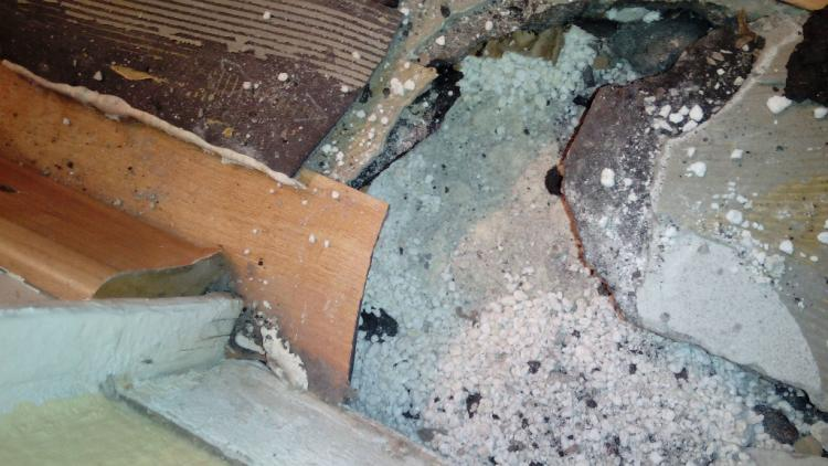 Dämmung Fußboden Schlacke ~ Dämmung fußboden schlacke jacoblök schlacke als isolation