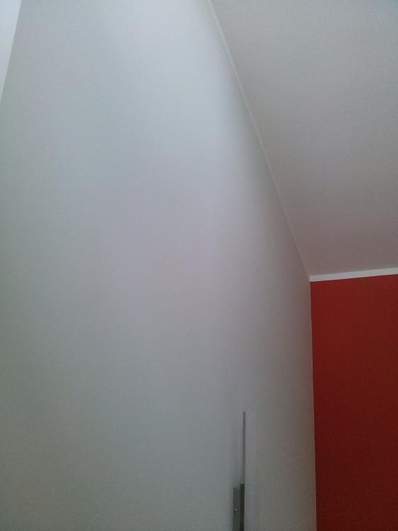 Berühmt Fleck mitten in der Wand RD17
