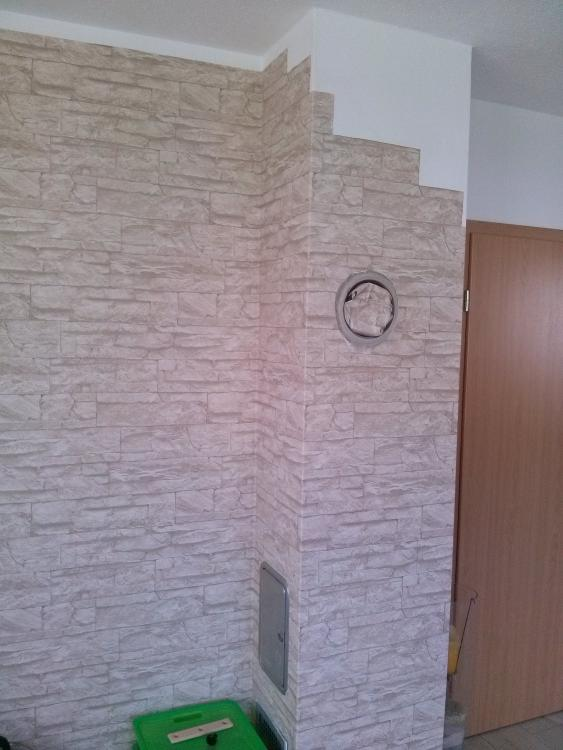 Beliebt Fleck mitten in der Wand PP54