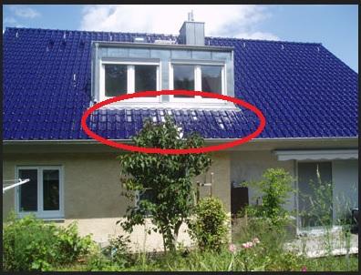 Gut gemocht Welche Dachpfannen/ Dachziegel soll ich nehmen? glasiert oder NK74