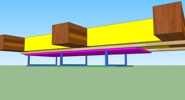 Unterkonstruktion Osb Fußboden ~ Brauche tipps unterkonstruktion decke