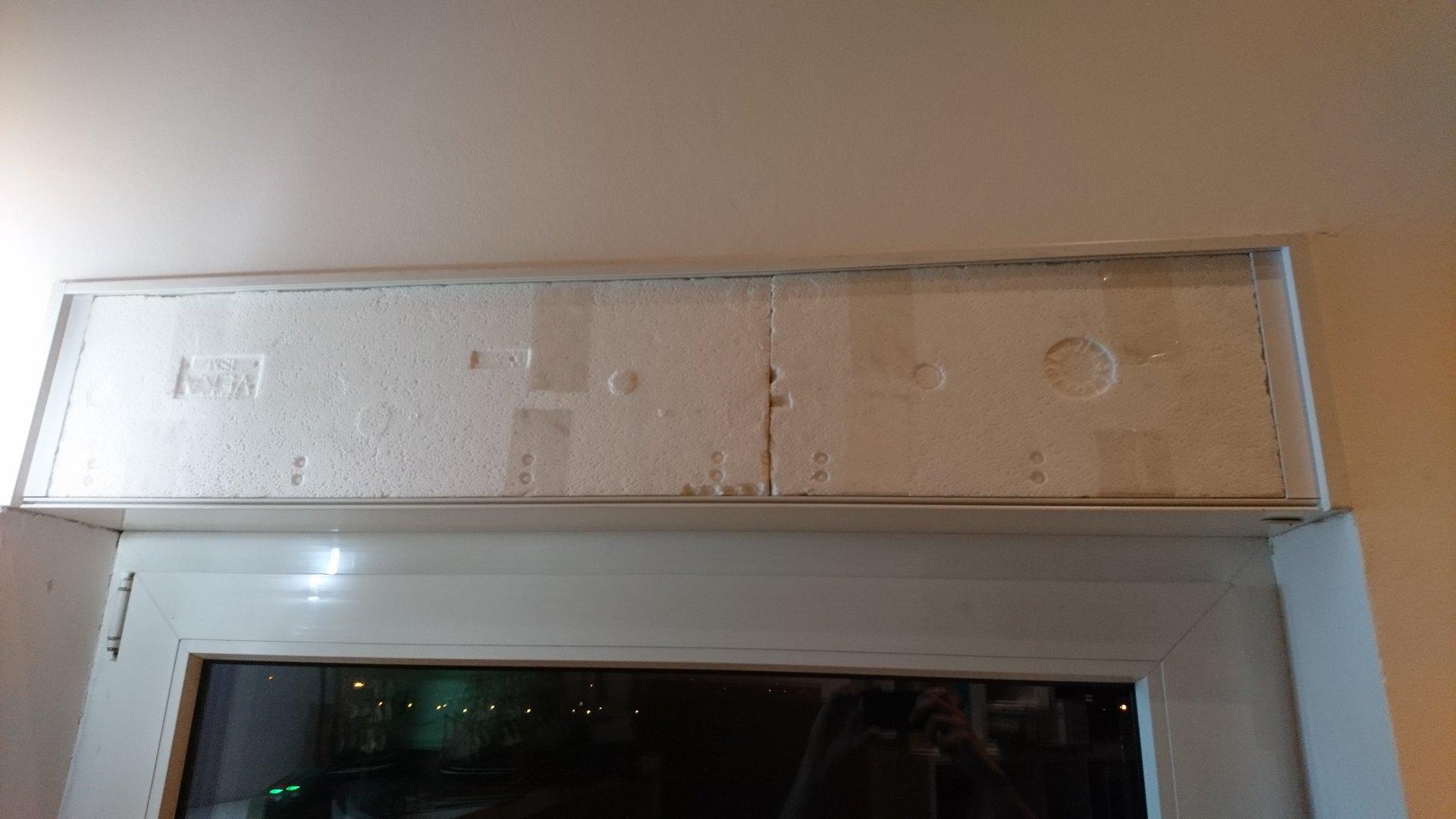Gut bekannt Einlauftrichter im Rolladenkasten identifizieren - Ersatzteil XU83