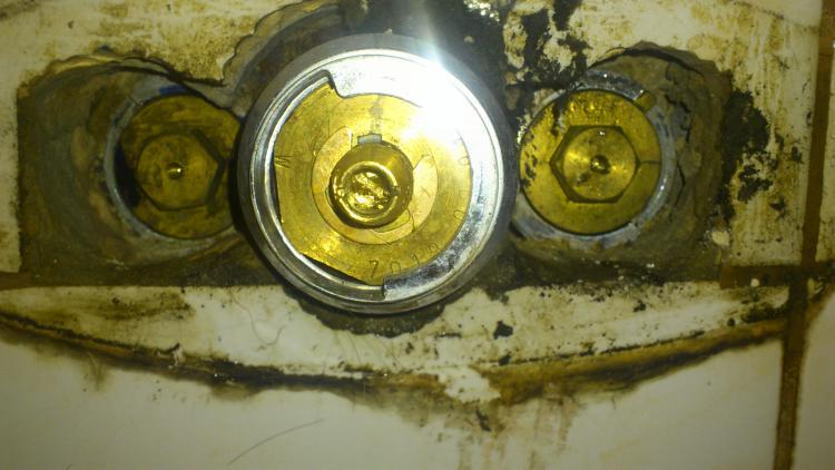 Berühmt Dusche Mischbatterie reparieren PT92