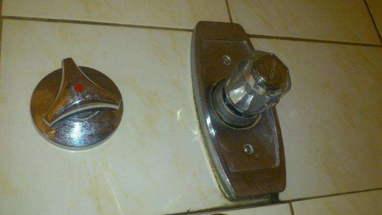 Dusche Mischbatterie Reparieren