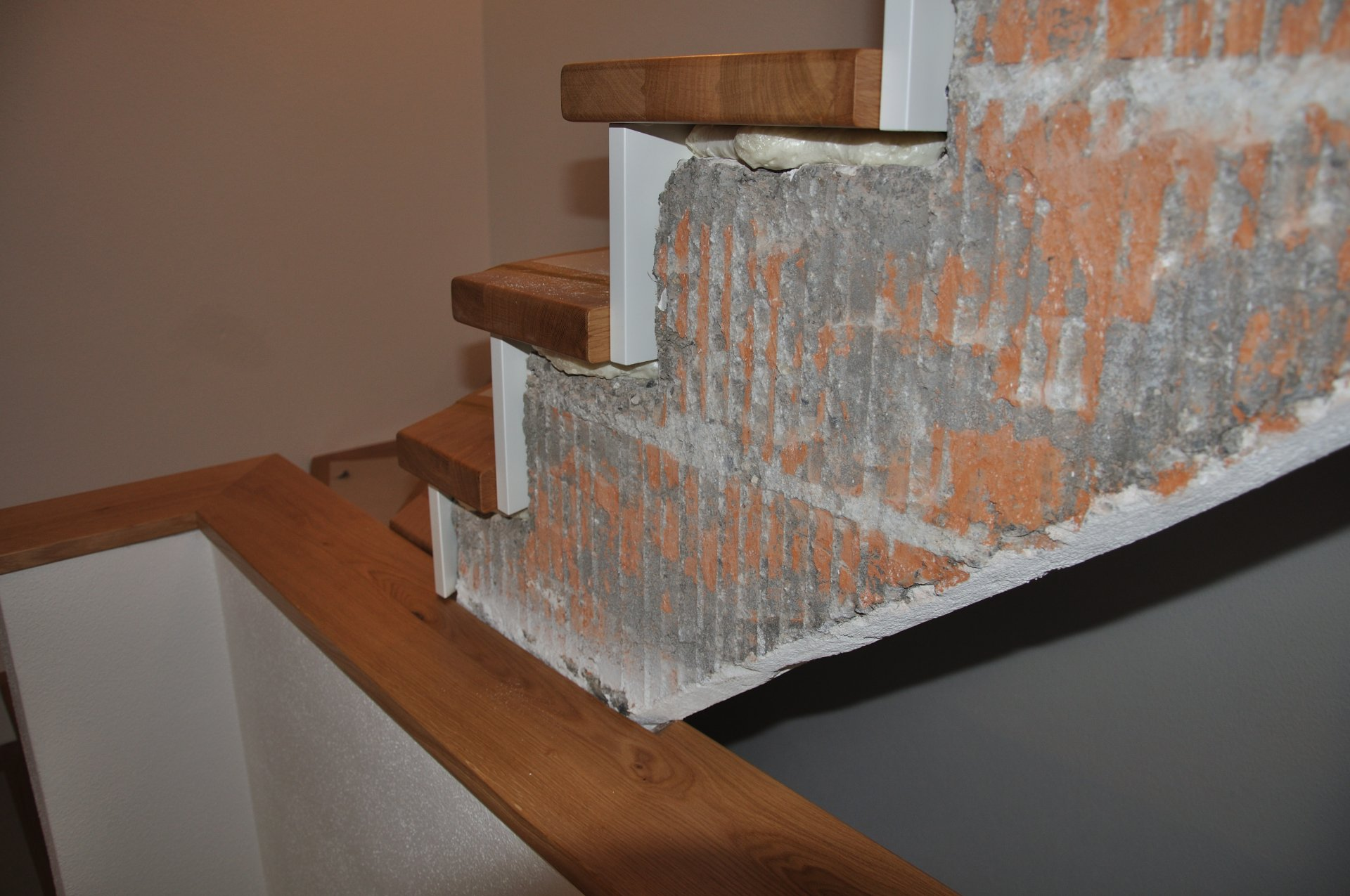 Gut gemocht Treppenwange Anputzen MT62
