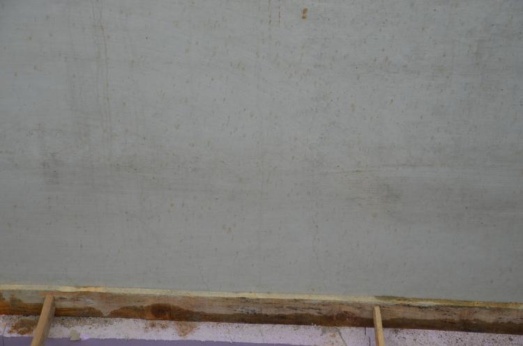 risse im betonboden tage wie dieser ruhig blatt. Black Bedroom Furniture Sets. Home Design Ideas