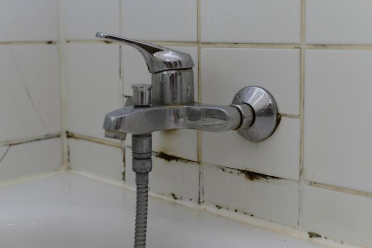 Dusche Hinter Wand : Schimmel hinter den Fliesen in der Dusche: Wie hoch ist der Aufwand