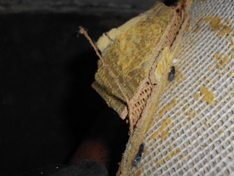 Fußbodenbelag Asbest ~ Bodenbelag unter dem teppichboden asbest