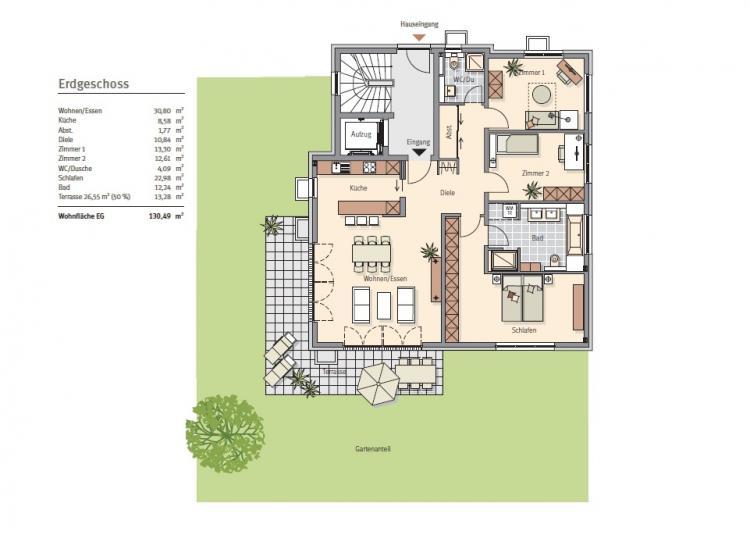 96 wohnzimmer sofa vor fenster esstisch auf teppich for Sofa vor fenster