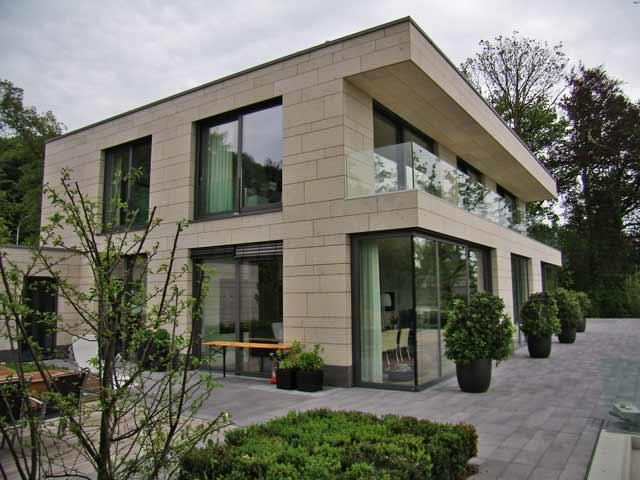 Haus Mit Steinfassade kosten einer natursteinfassade