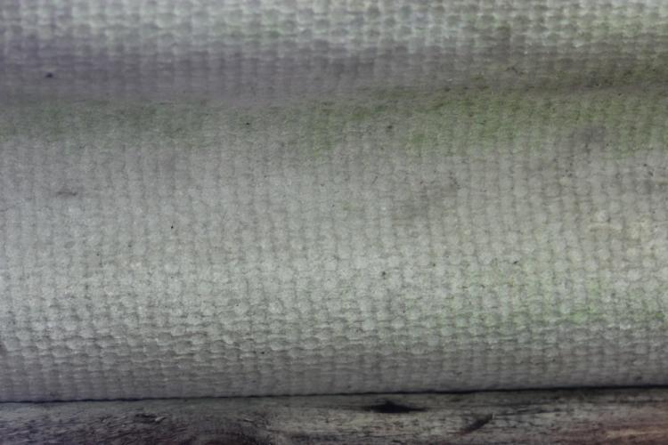 Gut gemocht Ist das Eternit? (asbesthaltiges Eternit) CS38