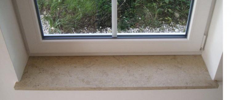 Frage zur Fensterbank