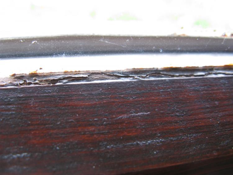 Top Was ist das? Fensterdichtung zwischen Scheibe und Rahmen. NV29