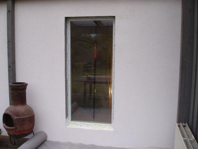 Bodentiefe Fenster Nachträglich Einbauen fenster nachträglich einbauen bei bestender dämmung