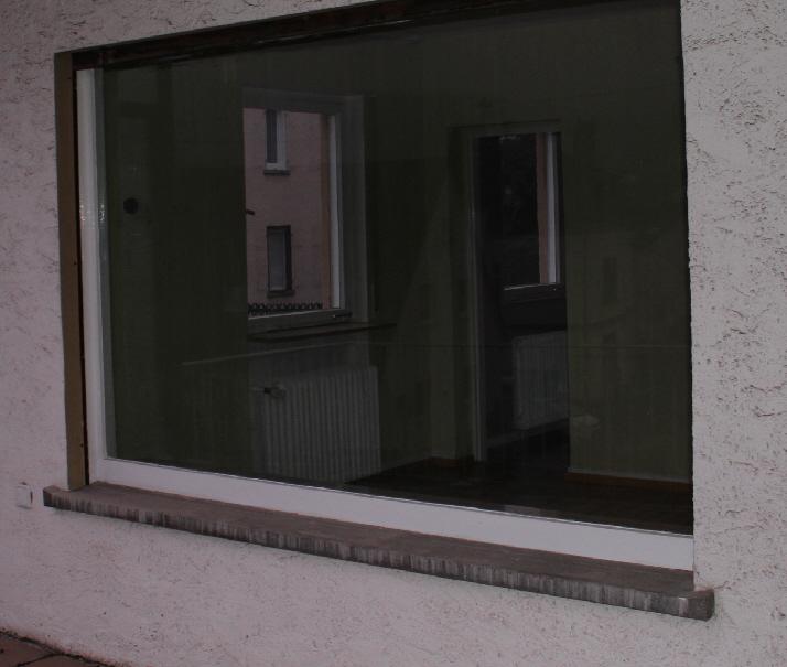 Favorit Steinfensterbänke austauschen oder nicht RE73