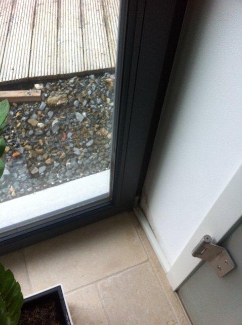 Baumurks Schimmel An Fensterlaibungen