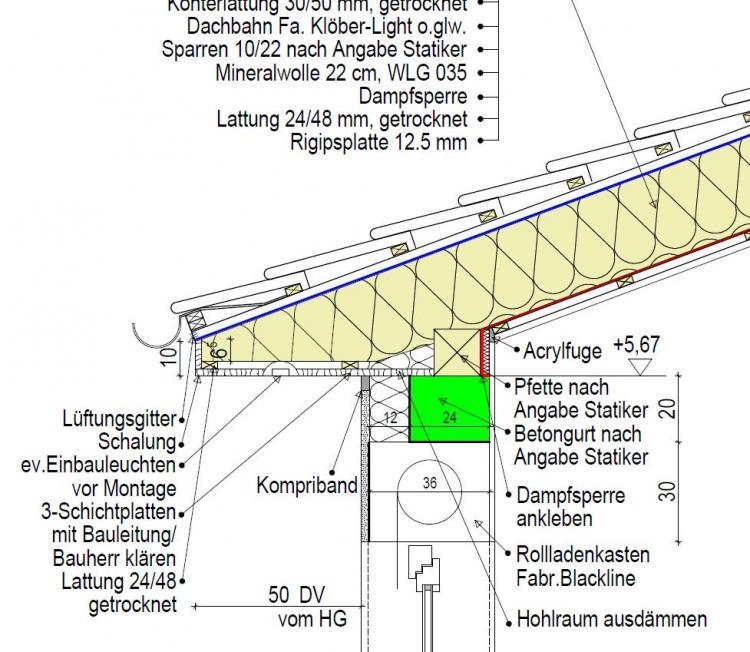 dampfsperre dach anbringen. Black Bedroom Furniture Sets. Home Design Ideas