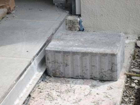 Beliebt Anschluss Garage zu Außenanlage ZV68