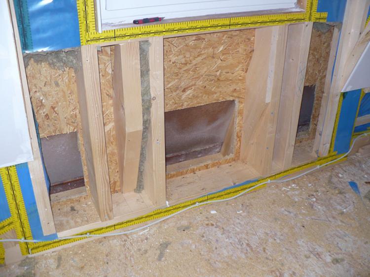 Dachgaube Richtiger Aufbau