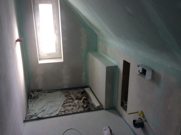 Turbo Fenster in Dusche (Gipkarton-Verkleidung) wie Abdichten??? IX02