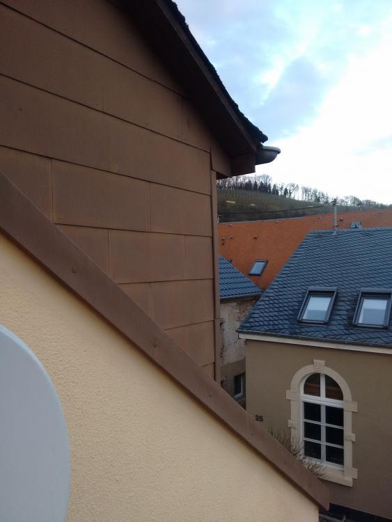 Dachbalken Verkleiden giebel innenverkleidung wand herstellen