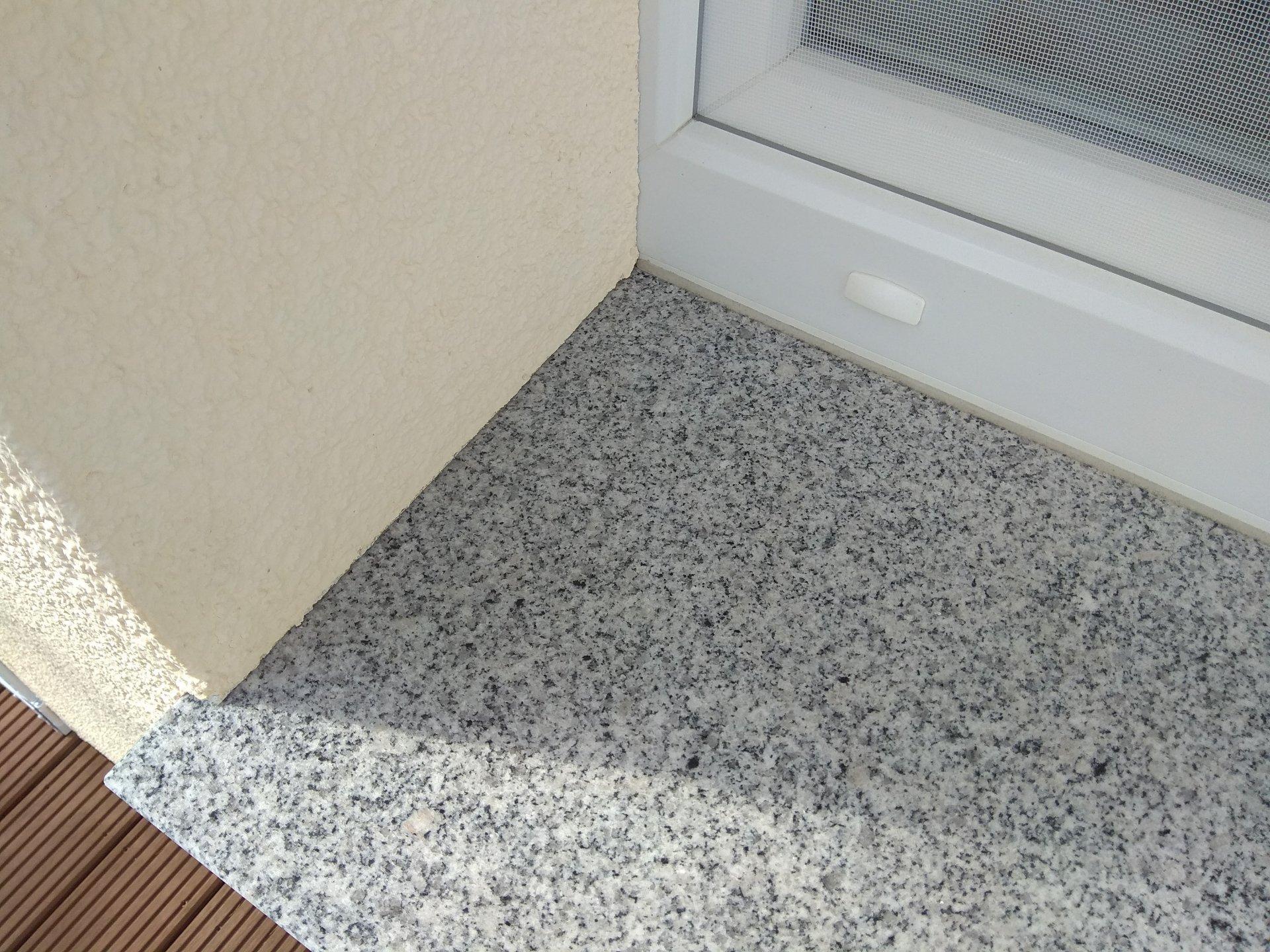 Fabulous Entwässerungsschlitze Fenster und Abdichtung Laibung AC64