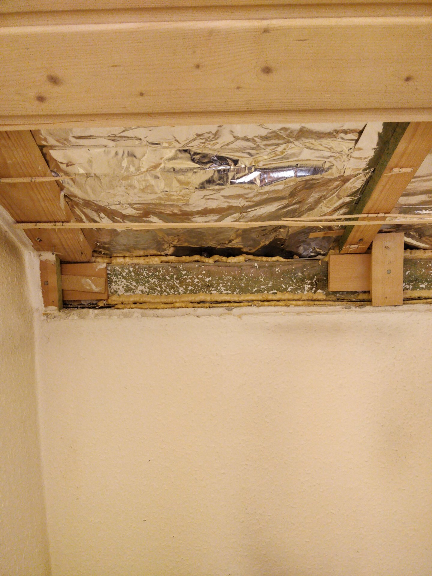 Stahlträger Mit Holz Verkleiden dachschräge verkleiden womit