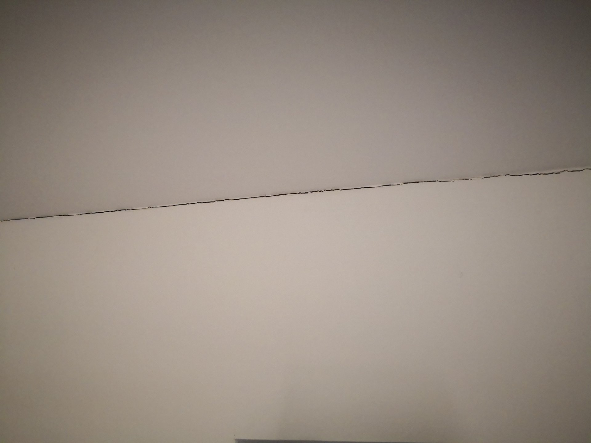 Setzrisse Mauerwerk Trockenbaudecke