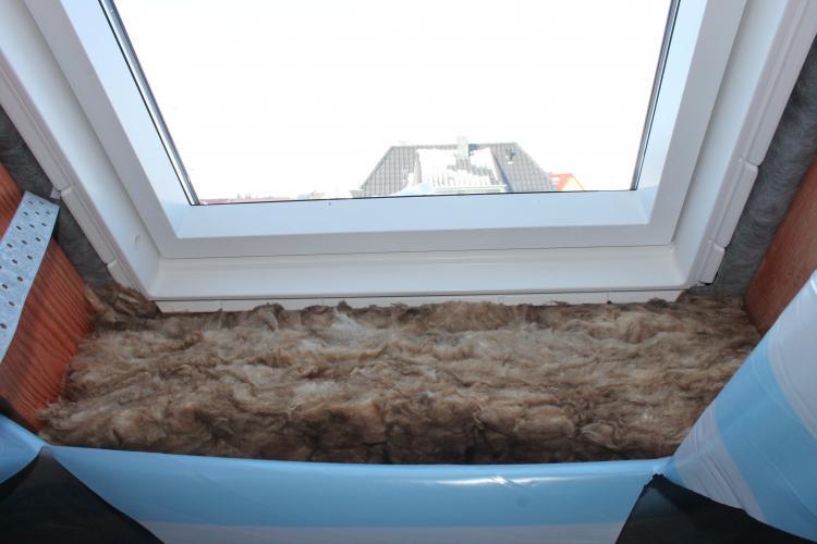 Dachfenster verkleiden innen beautiful velux fenster - Fensterbank innen ausbauen ...