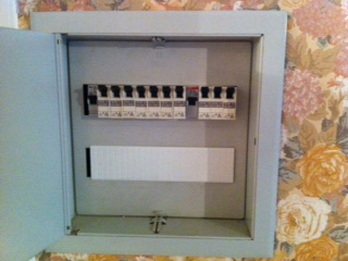 Bekannt Elektrik Altbau (BJ 1971) OW15