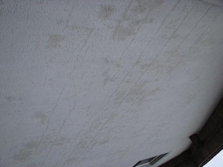 Bevorzugt Fugenrissen Außenmauer Wetterseite HY41
