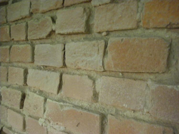 Fabulous Kellerwände neu verfugen/bzw. ausbessern. Wechles Material? RD69