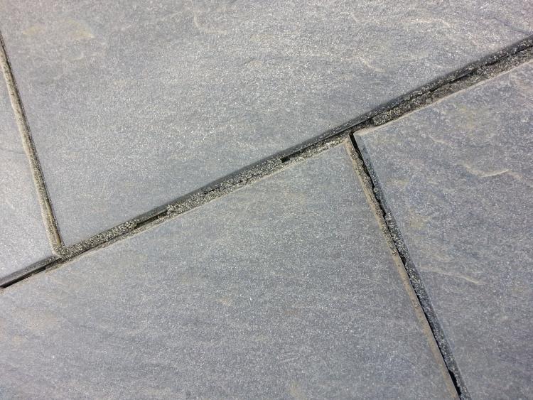 Terrassenplatten Probleme Mit Der Fuge