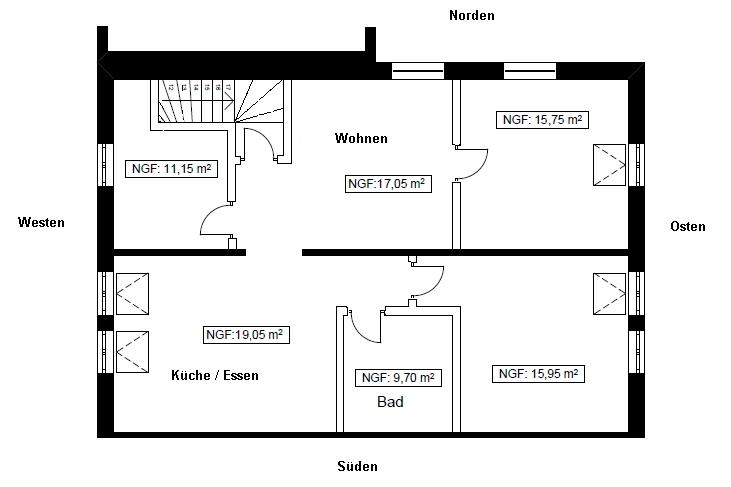 Grundriss Zeichnen Darstellung : Problem mit Grundriss bei Nutzungänderung
