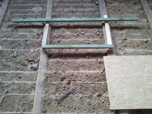 Sehr OSB-Platten auf alte Holzbalken verlegen QD22