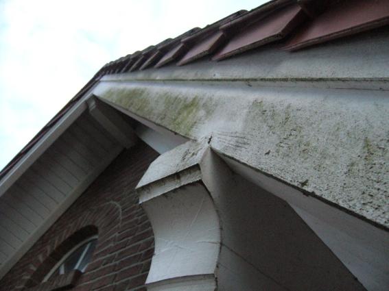 Gut gemocht Verkleidung von sichtparen Dachpfetten RI63