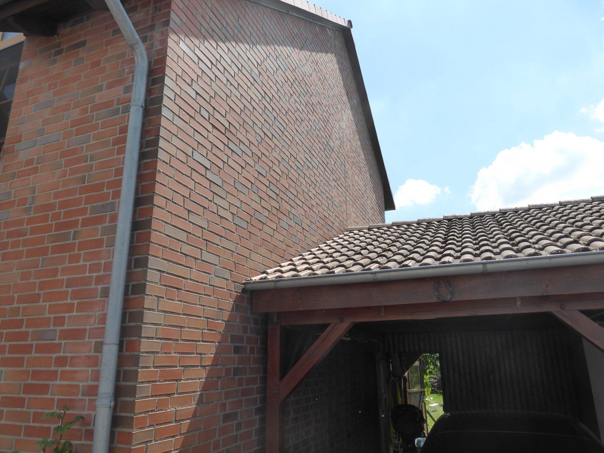 Carportdach An Hausfassade Abdichten