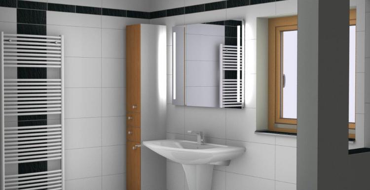 Planung Für Badverliesung Seite - Bad fliesen raumhoch oder halb