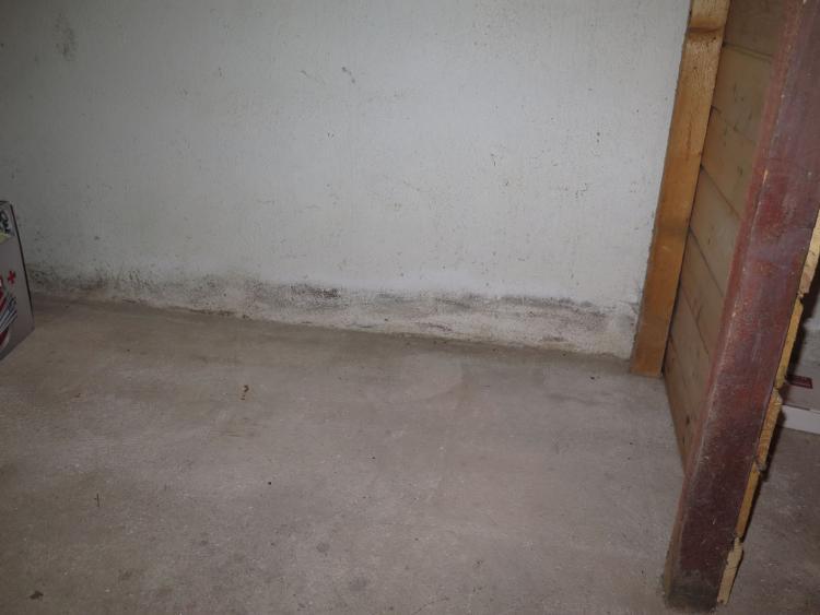 Beliebt Aufsteigende Feuchte im Keller, auch Kellerinnenwände BO02