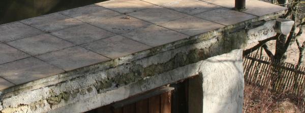 Thema: Unterkellerte Terrasse sanieren...