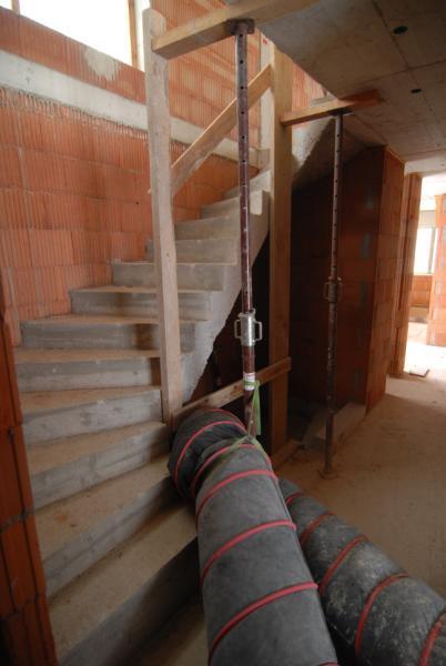 Treppenbrüstung treppenbrüstung geschlossen holz