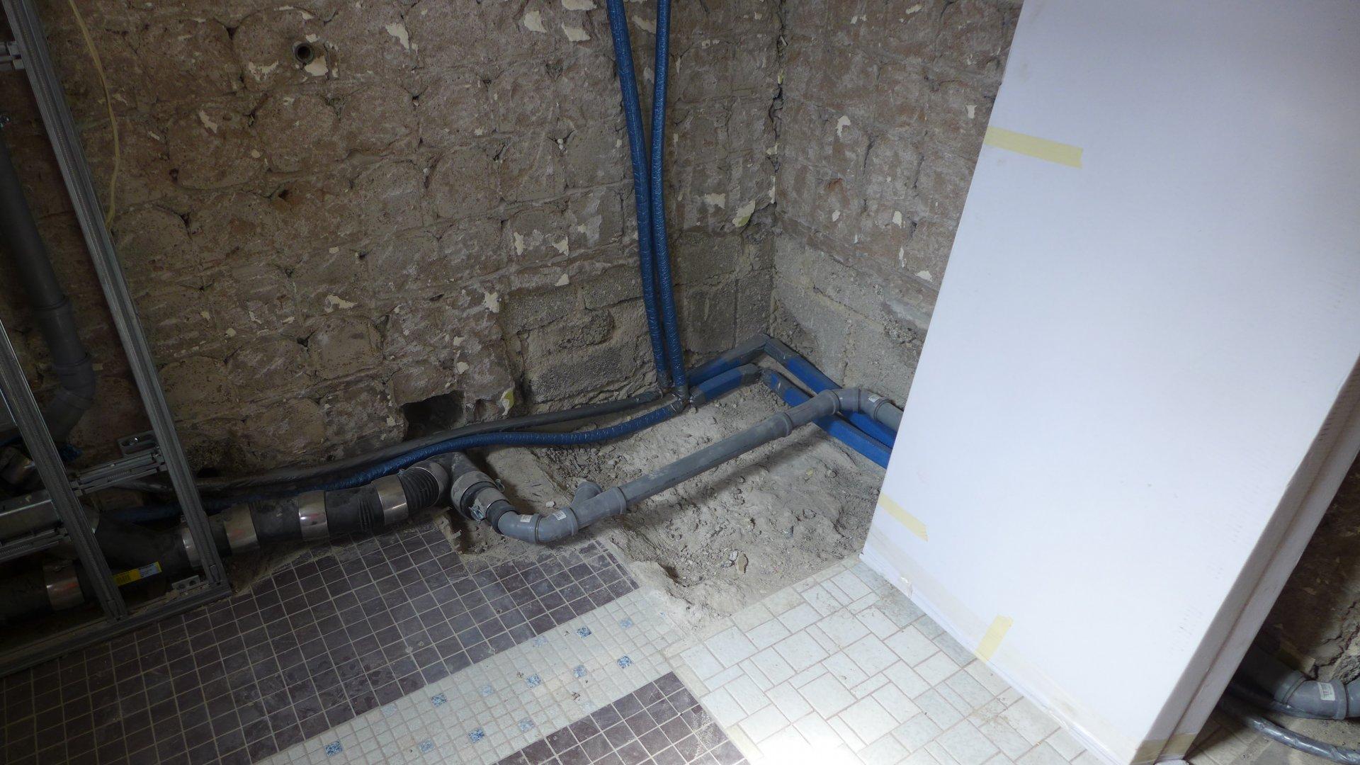 Bodengleiche Dusche Verstopfung